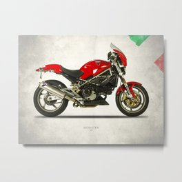 Monster S4 SPS Metal Print