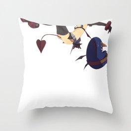 Etna 2 Throw Pillow
