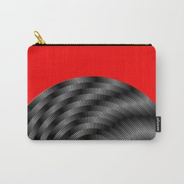 Moire Carry-All Pouch