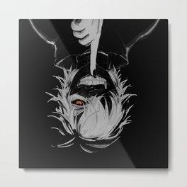 Kaneki V.6 Metal Print