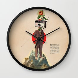 InstaMemory Wall Clock