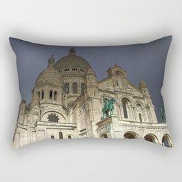 Sacré-Cœur Basilica Rectangular Pillow