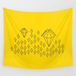 POWER OF IMAGINATION Wall Tapestry