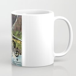 Compass Rose Garden Coffee Mug