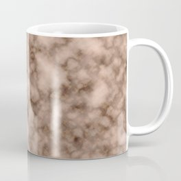 Burnt orange marble Coffee Mug