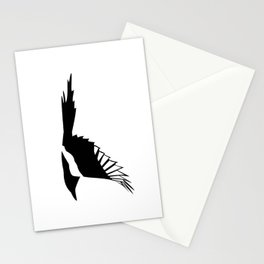 Pica Pica (magpie)  one Galery Giftshop Stationery Cards