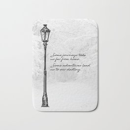 Chronicles of Narnia - Some adventures - CS Lewis Bath Mat