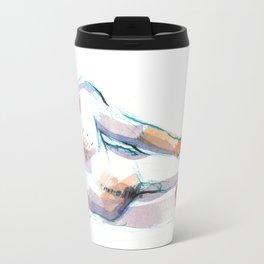 ANDRE, Nude Male by Frank-Joseph Travel Mug