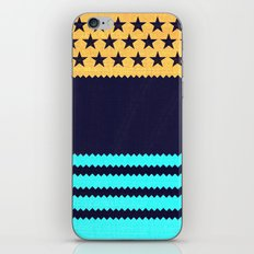 My US Flag & Jeans iPhone & iPod Skin