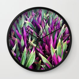 Two Sided Wall Clock