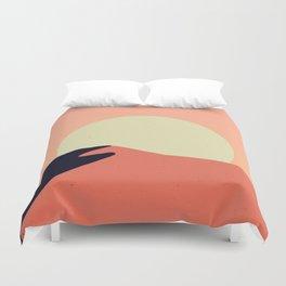 Desert Warmth Duvet Cover