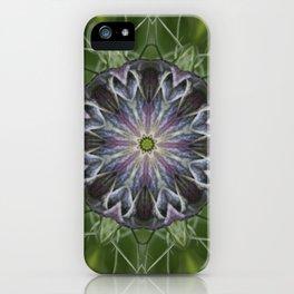 Nigella Plant 1 iPhone Case