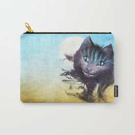 Cheshire Cat Carry-All Pouch