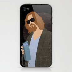 El Duderino iPhone & iPod Skin