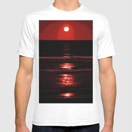 Capturing the Blood Moon T-shirt