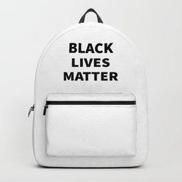 BLACK LIVES MATTER Backpack