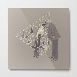 Salutem Machina 03 Metal Print