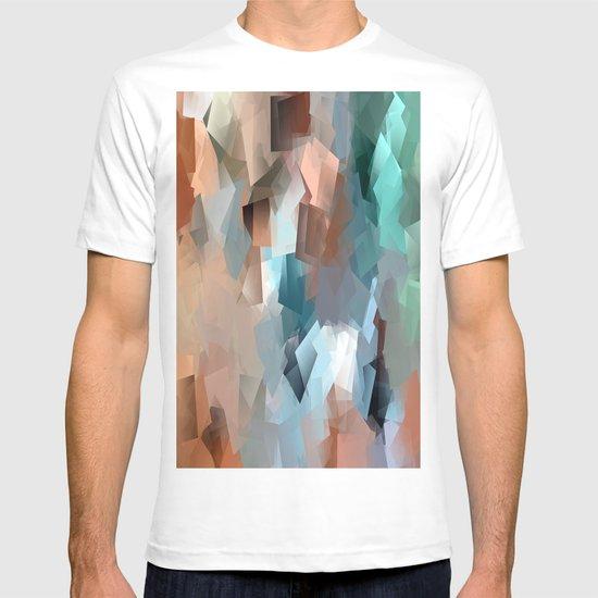mosaic colors T-shirt