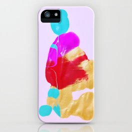 Rorschach No. 5: Zendo iPhone Case