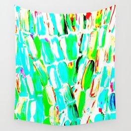Bright Sugarcane Wall Tapestry
