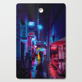 Tokyo Nights / Minutes To Midnight / Liam Wong Cutting Board