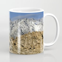 Mt Whitney And The Alabama Hills 2-24-19 Coffee Mug