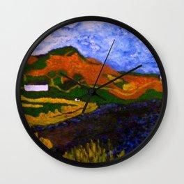 LAKESIDE VIEW  Wall Clock