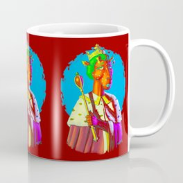 Queen Of What? Coffee Mug