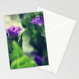 flower close-up ten Stationery Cards