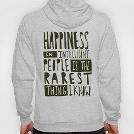 Hemingway: Happiness Hoody