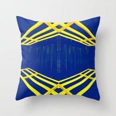 Untiled #2 Throw Pillow