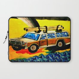 Gold Hunting Laptop Sleeve