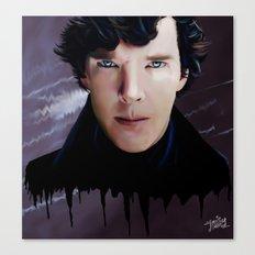 Criminal Fascination Canvas Print