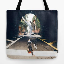 Beauty In these Streets Tote Bag