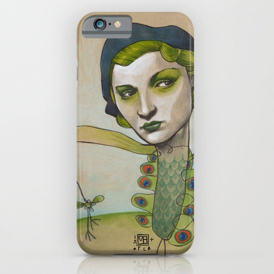 PRETTY'S ON THE INSIDE iPhone & iPod Case
