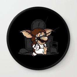 It's-a me, Gizmo! Wall Clock