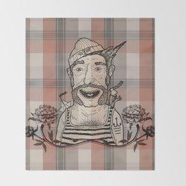 World's Best grandpa Throw Blanket