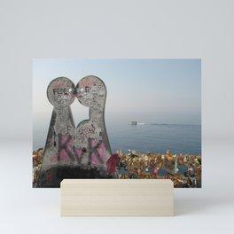 Love Boat Mini Art Print