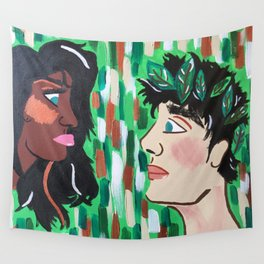 Lover's Cliché? Wall Tapestry