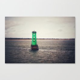Northbull Lighthouse Canvas Print