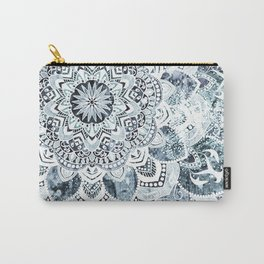 MOON SMILE MANDALA Carry-All Pouch