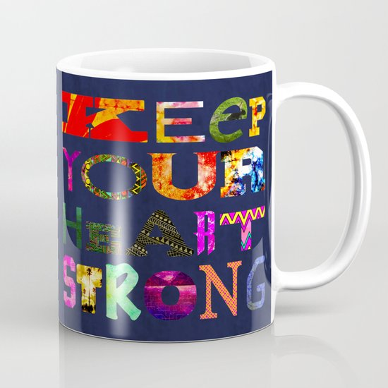 Keep your head up Mug