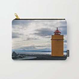 Lighthouse at the Point Carry-All Pouch