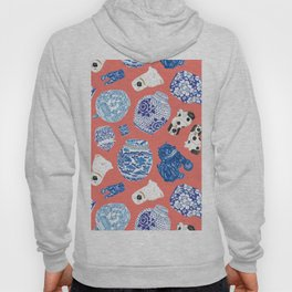 Chinoiserie Curiosity Cabinet Toss 3 Hoody