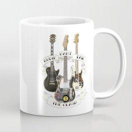 Clash The Guitars Coffee Mug