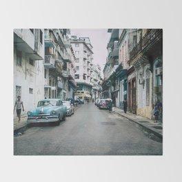 Centro Habana Throw Blanket