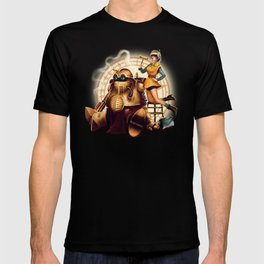 Lucca and Robo T-shirt