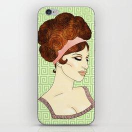 Barbra iPhone Skin