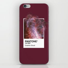 PANTONE SERIES – COSMIC CLOUD iPhone Skin