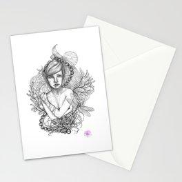 Modern Modesty Stationery Cards